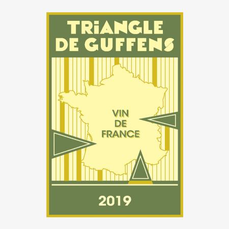 - Le Triangle de Guffens - Vin de France 2019