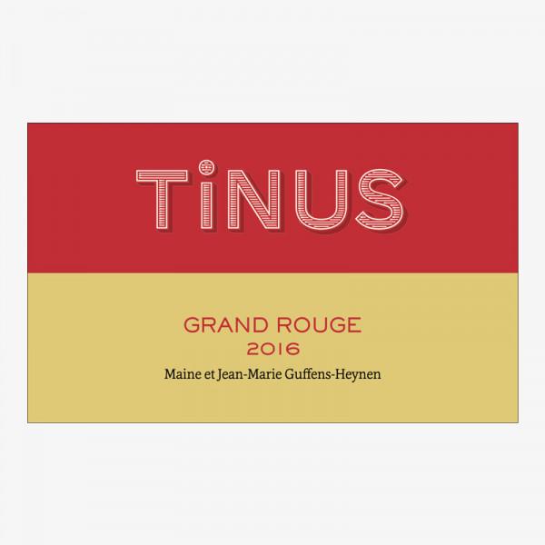 Vin de France Tinus Rouge 2016
